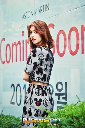 Yoon Hye Newsen Photoshoot
