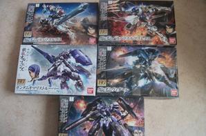 les achats j'ai fait au japan expo ^^