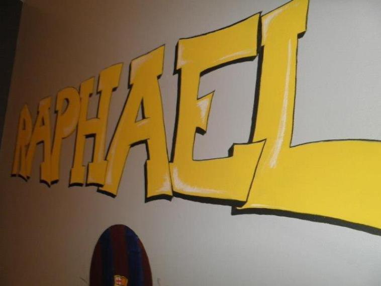 chambre Raphael