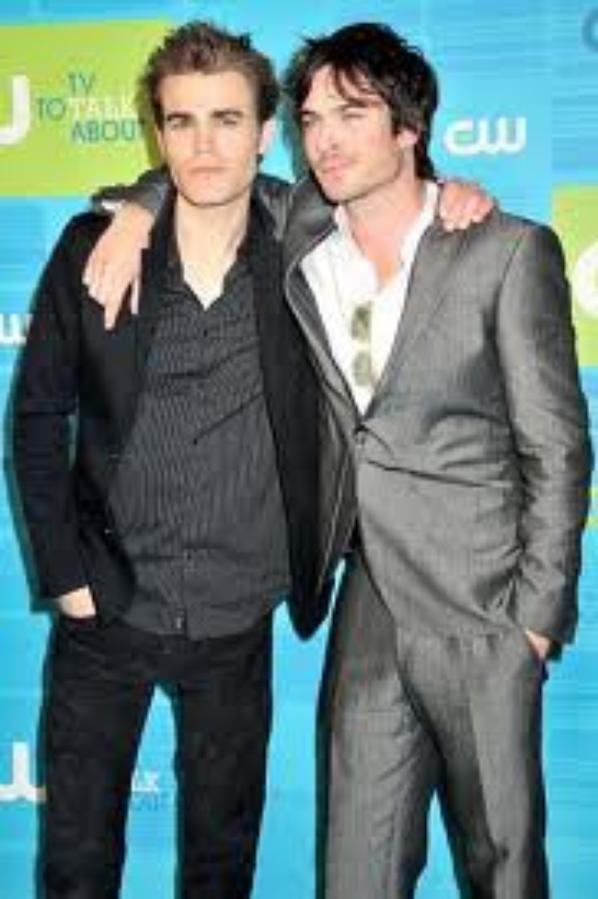 stefan Salvatore & demon Salvatore