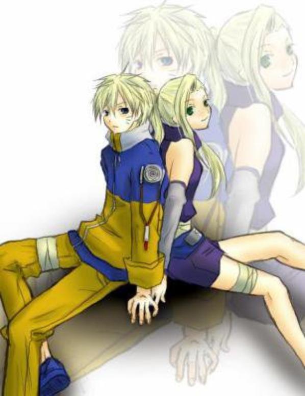 Ino x Naruto ♥