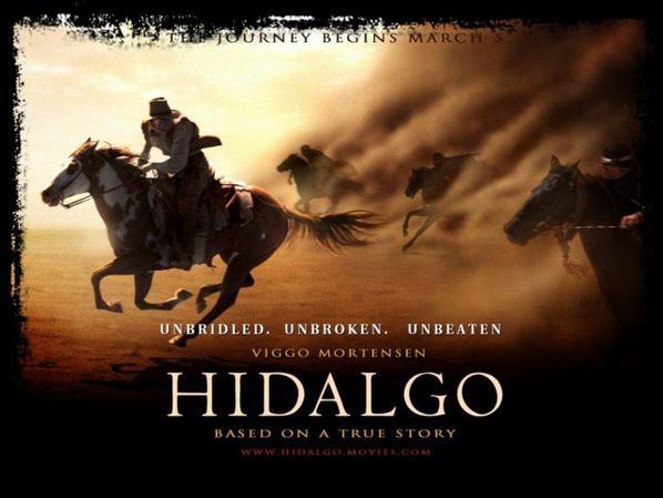 Film : HILDAGO (les aventuriers du Desert)