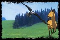 Film : Spirit, l'étalon des plaines.