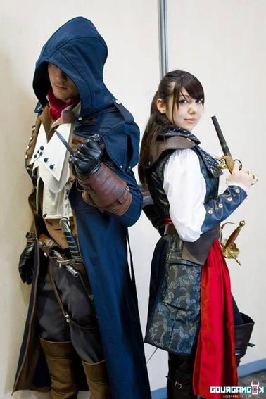 Elise de la Serre Assassin's Creed Unity
