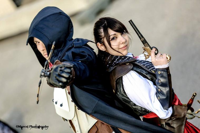 Elise de la Serre Assassin's Creed Unity