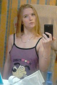 Moi en mode pyjama ;)