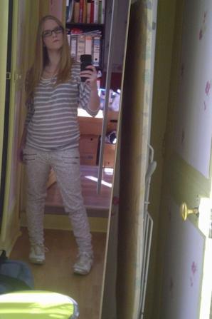 Gris et Blanc :)