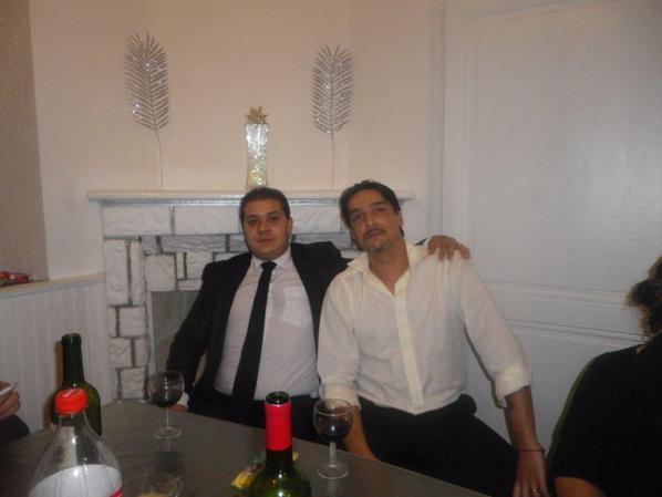 mi marido y mi papa