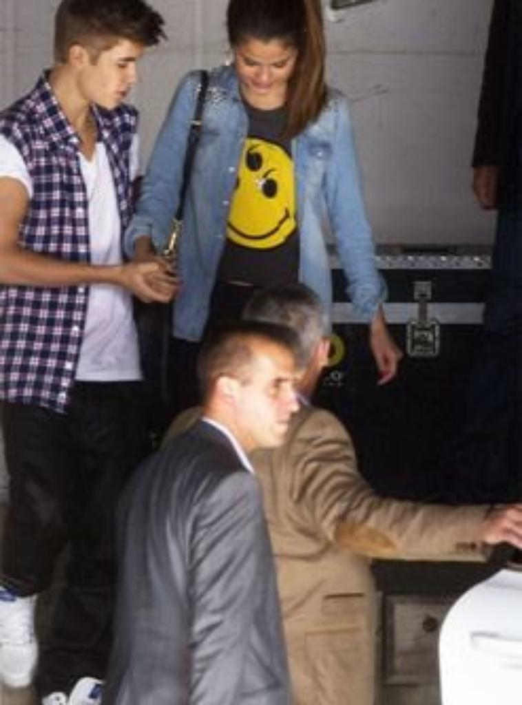 ♥ Selena En Nouvelle Zélande !