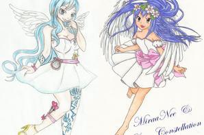 dessinateur deviantart : MiraaNee.