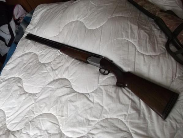 a vendre fusil de chasse emilio rizzini 1000 euros