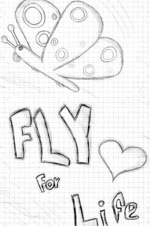 Mes dessins #1 =)