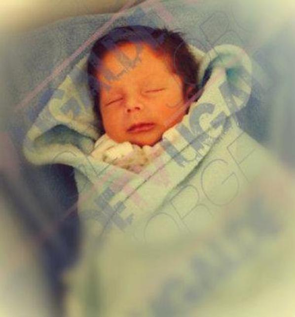 Patricio née le 28 décembre 2015