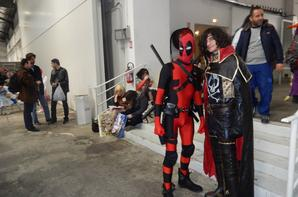 japan expo des dead pool de partout ! # 2