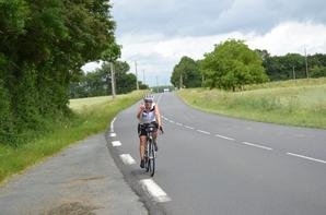 "Article N° 23 "" Etape N° 14 LA BARONNE TRIAIZE --SAINTES"