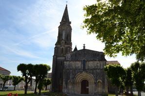 "Article N° 24 "" Etape N° 15  SAINTES --St MARTIN DE LA CAUSSADE .."