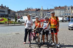 """Article N°50   """"Synthèse du deuxième Tour de France de la Cyclotte"""""""