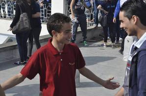 fête du Bac Sport (Lycée MRJ1-2014)  , LOADING ███ la le c'est le Principal qui compte <3