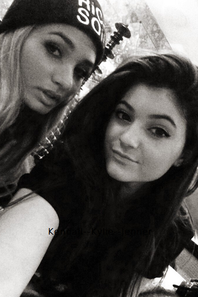 Photos de Kylie's Twitter.