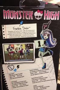 Frankie ghoul Spirit !