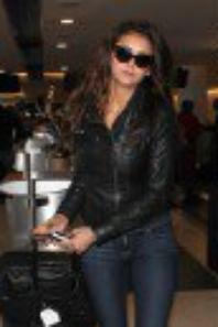 Nina Dobrev de retour à Atlanta