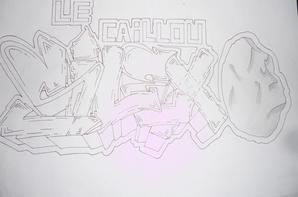 Graff Le caillou silex toujours pas fini :)