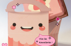 Ventes d'articles kawaii ♣