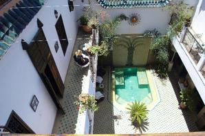 Marrakech parmis 10 villes touristiques les plus visités <3