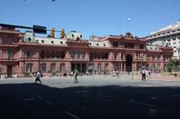 QUELQUES VUES DE BUENOS-AIRES