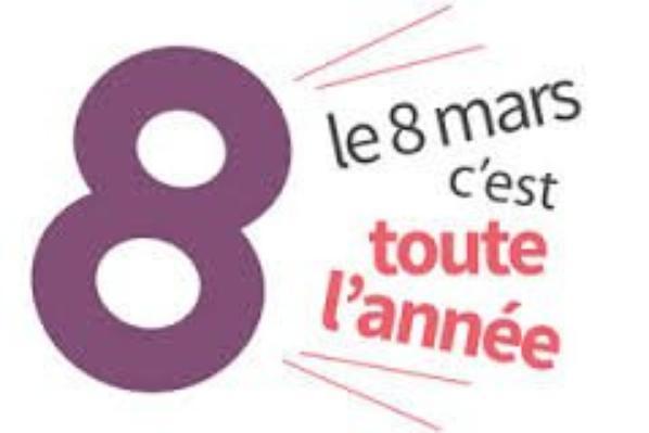 Le 8 Mars journée de la femme