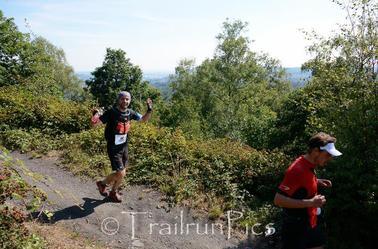 Le 2 août 2015 : Trail'heure (Ham-sur-Heure)