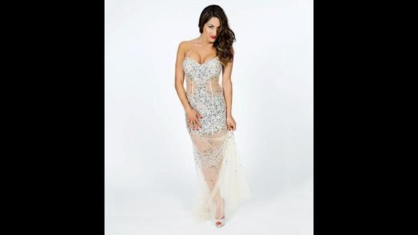 Voici : Nikki Bella La Divas