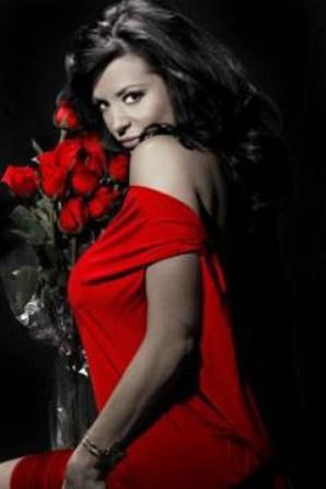 Voici : Candice Michelle La Divas