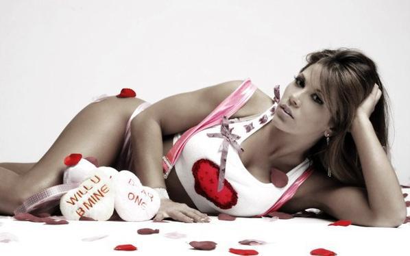 Voici : Mickie James La Divas