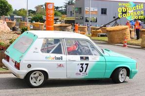 Slalom de Mornant, circuit de Bresse, Chabanneries  !!!  2015