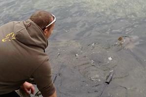 """48 h en lac et quelque fish sur le tapis avec la team des """"bras cassés"""""""