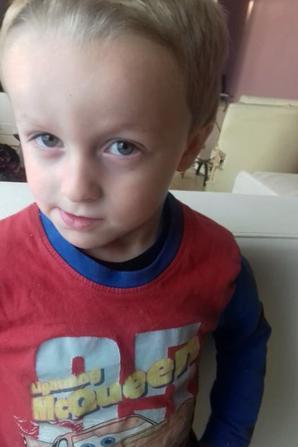 mon fils mathias