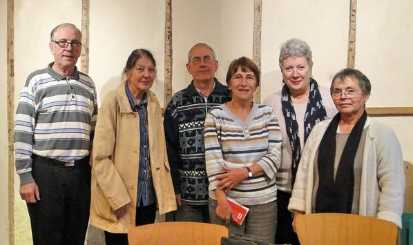 Le Cercle d'Histoire Locale à l'honneur pour son dernier ouvrage