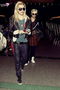 Tom and Bill-Airport (Los Angeles)