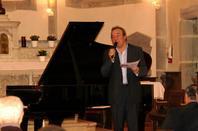 CONCERT Ken Marius MORDAU Lauréat Concours International PIANO Montrond-les-Bains