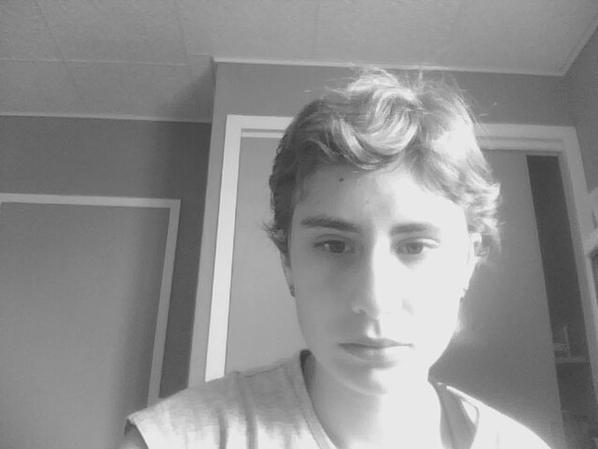 Après et avant coupe de cheveux ^^