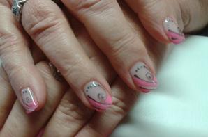 duo: rose et gris