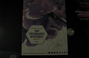 100 coloriages mystères