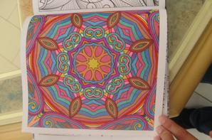 Coloriages zen