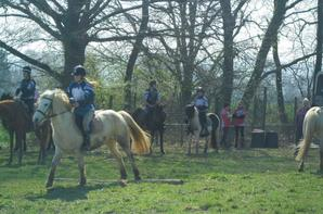 Carton plein au Championnat Départemental UNSS Equitation !