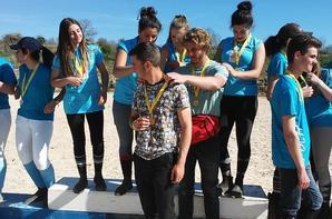 Et l'équipe Excellence sur la plus haute marche du podium à Rodez !