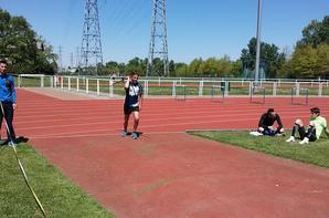 Championnat Académique d'athlétisme à Toulouse