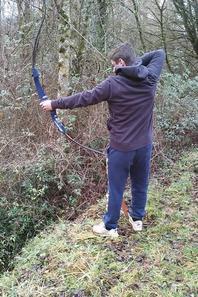 Sortie EIE en 2 groupes sur le Parcours Nature des Archers de Fébus