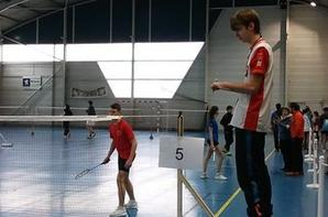 Championnat Académique UNSS de Badminton