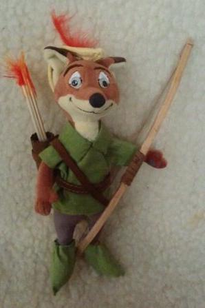 Les mascottes de nos archers en ligne pour la Saint Valentin !